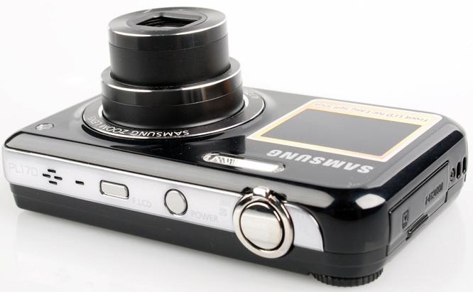 Samsung PL170 top