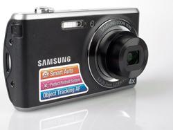 Samsung PL90 front lens