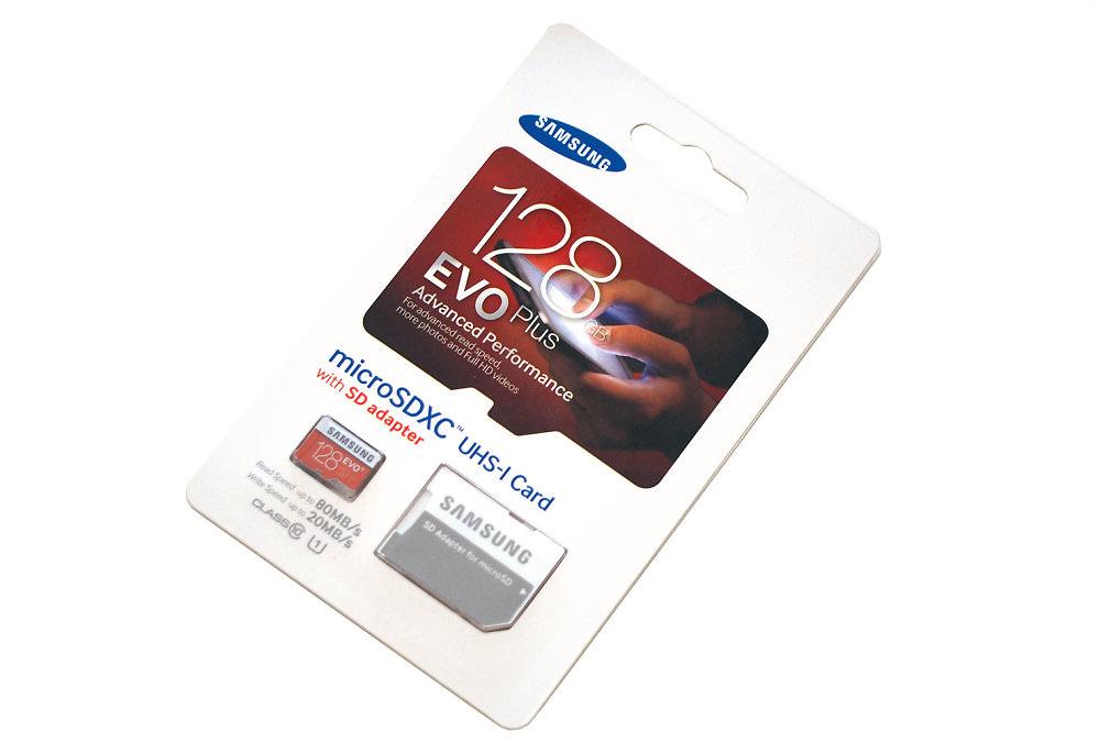 Samsung EVOplus MicroSD (2)