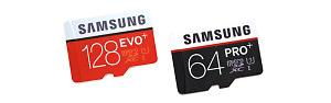 Samsung PRO+ EVO+ MicroSD Review