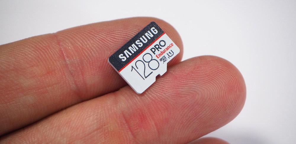 Samsung Pro Endurance Micro Sd