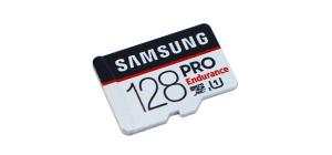 Samsung PRO Endurance MicroSDXC Review