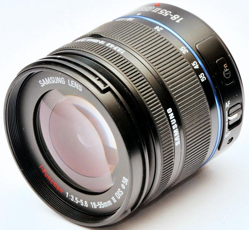 18-55mm F/3.5-5.6 NX ED OIS II i-Function Zoom Lens