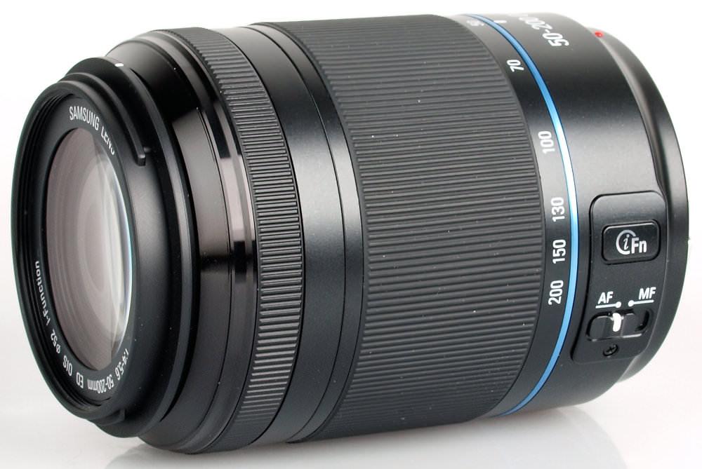 NX 50-200mm f/4.0-5.6 ED OIS II