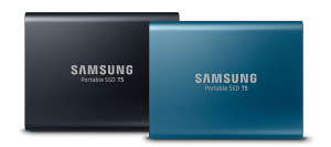 Samsung Release New Portable SSD T5