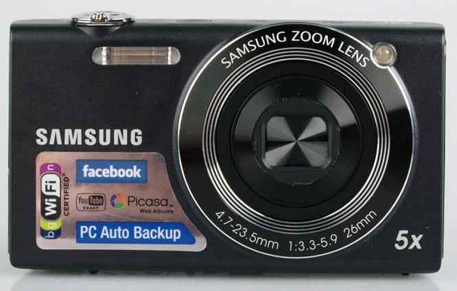 Samsung SH100 front