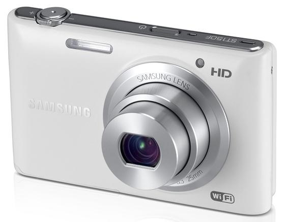 Samsung Smart Cameras WB250F/WB200F, WB800F, WB30F, DV151F and ST150F