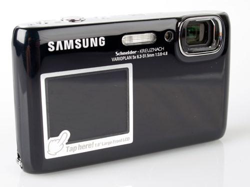 Samsung ST100 front