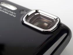 Samsung ST100 lens