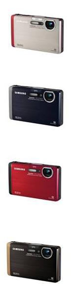Samsung digital compact cameras