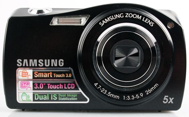 Samsung ST6500 front