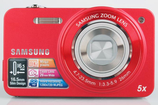 Samsung ST90 front