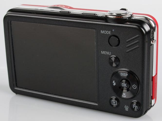 Samsung ST90 rear