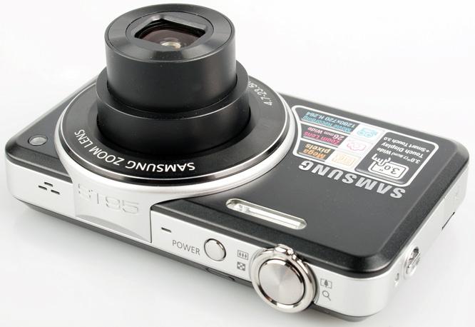 Samsung ST95 top