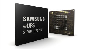 Samsung To Speed-Up Read/Write Speeds Of Smartphones With First 512GB Embedded Universal Flash Storage