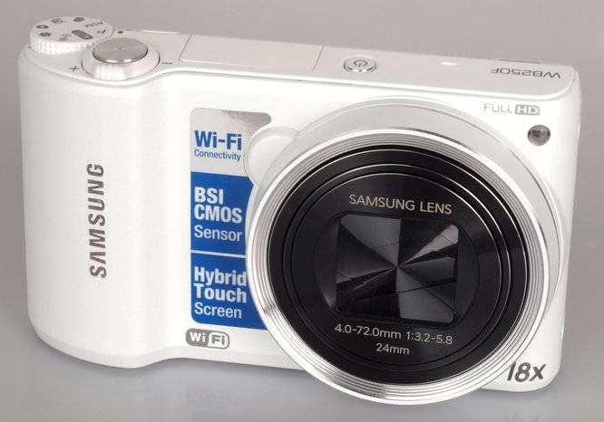 Samsung Wb250f White (1)