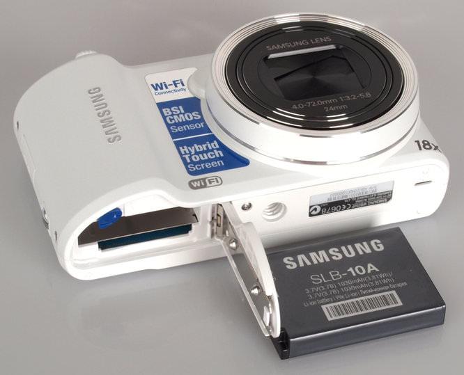 Samsung Wb250f White (9)