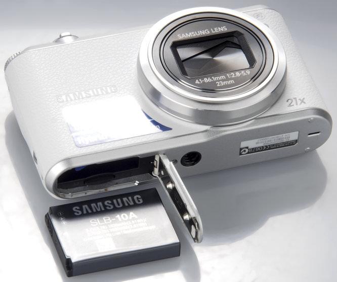 Samsung WB350F White (1)