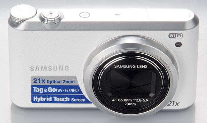 Samsung WB350F White (3)