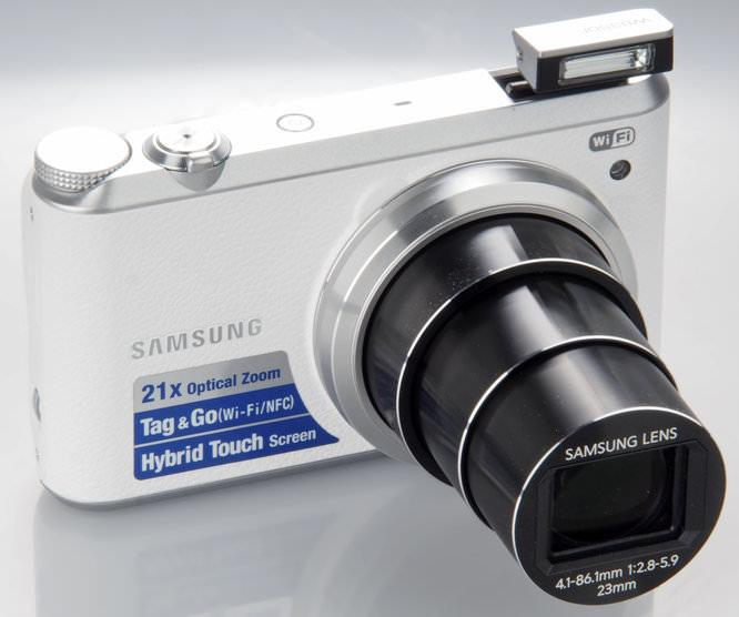 Samsung WB350F White (5)