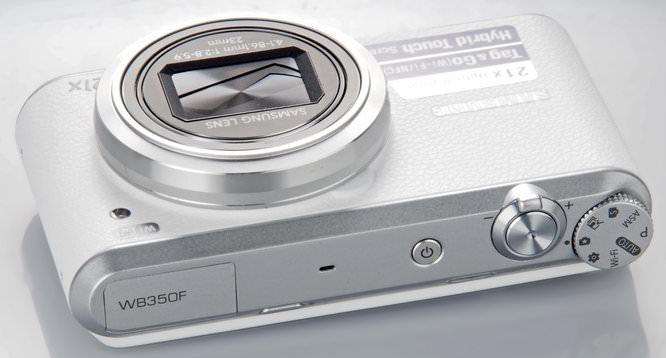 Samsung WB350F White (6)