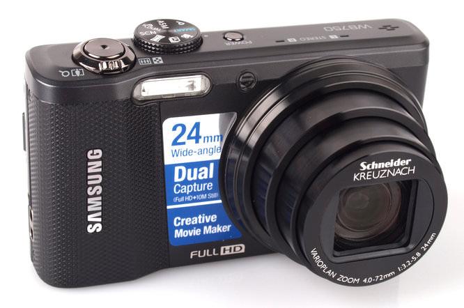 Samsung WB750 Wide