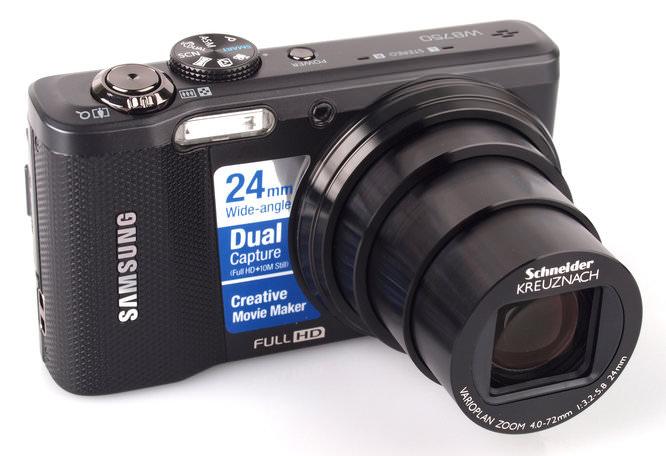 Samsung WB750 Zoom