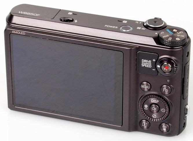 Samsung Wb850f Rear 1