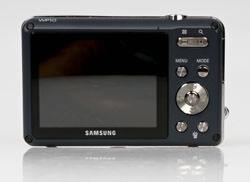 Samsung WP10 Rear view