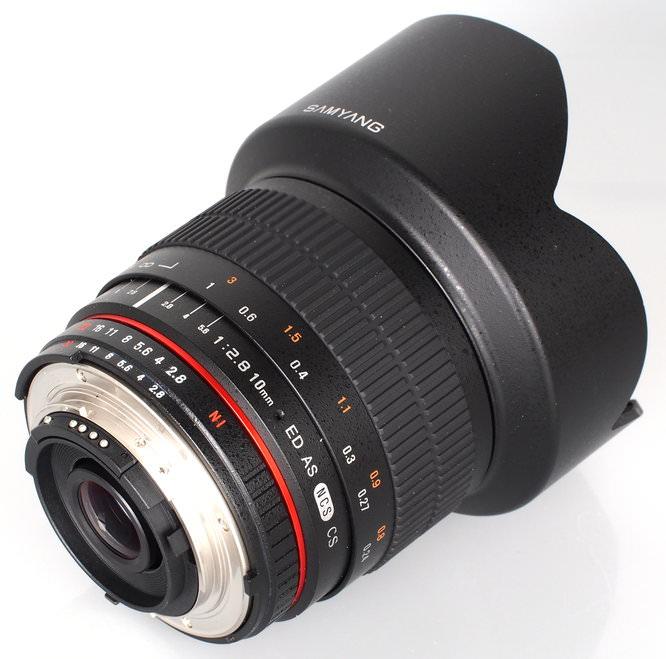 Samyang 10mm F2 8 ED AS NCS CS Lens (7)