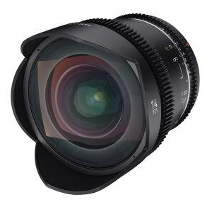 Samyang 14mm T3.1 MK2 VDSLR Lens Announced