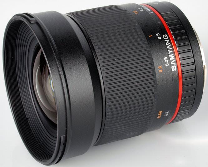 16mm f/2.0 ED AS UMC CS