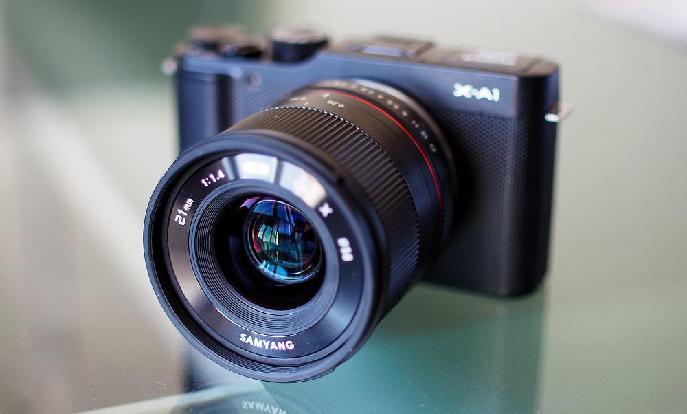 21mm f/1.4 UMC CS