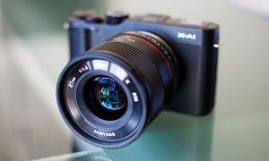 Samyang 21mm f/1.4 UMC CS X Review