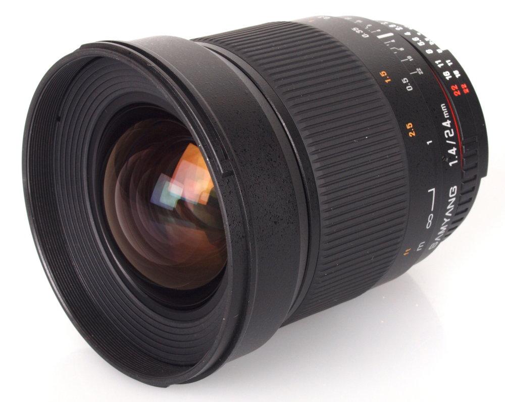 Samyang 24mm f/1.4 ED AS IF UMC