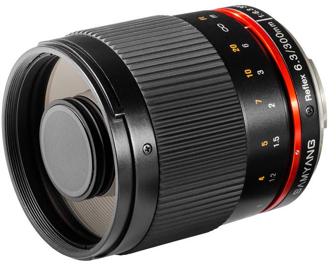 Samyang 300mm f/6.3