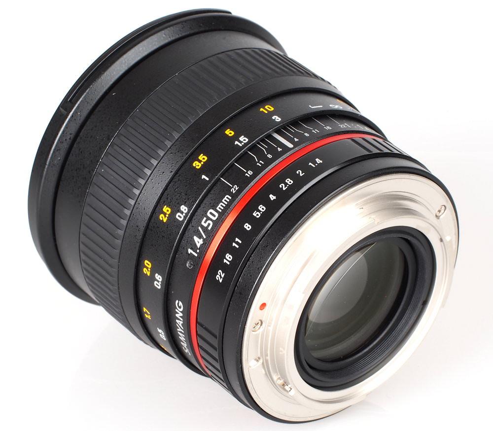 Samyang 50mm F1 4 Lens (10)