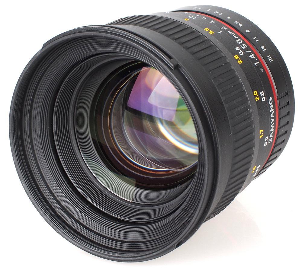 Samyang 50mm F1 4 Lens (13)