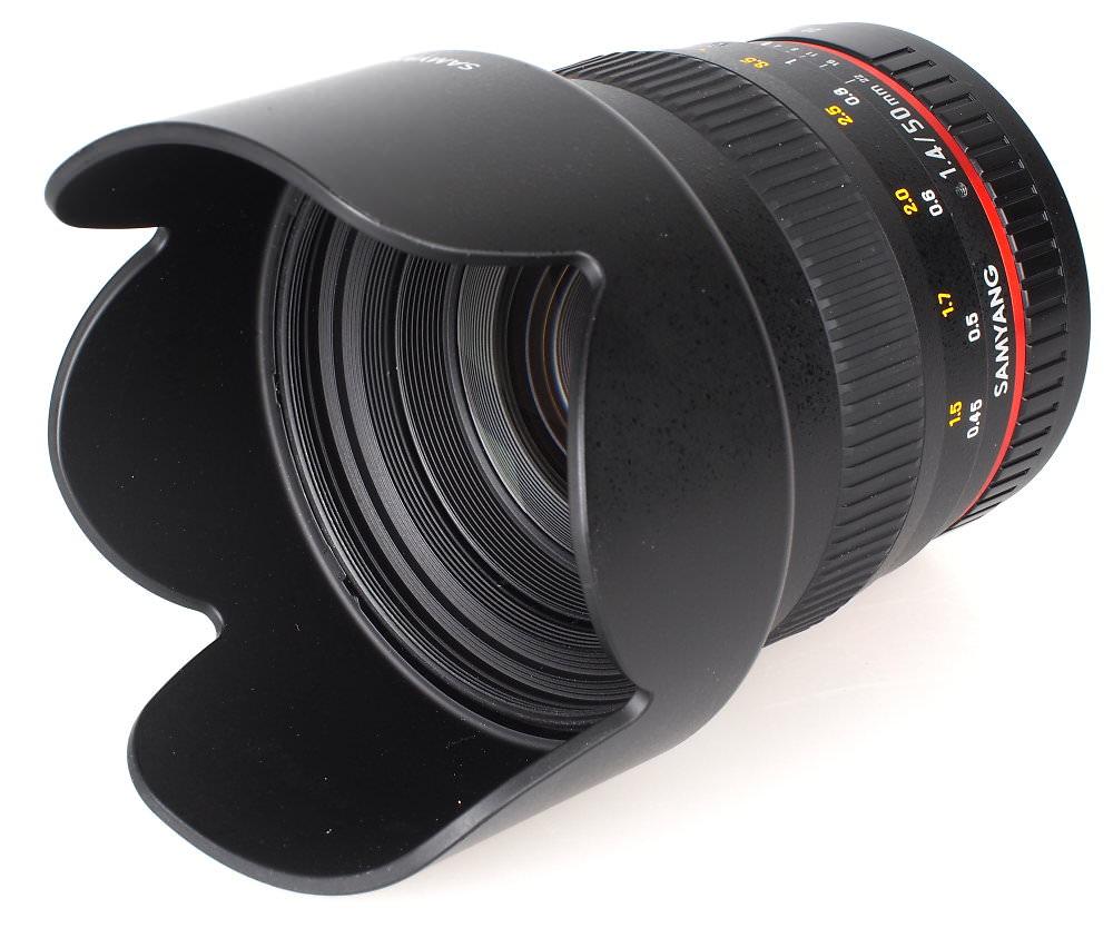 Samyang 50mm F1 4 Lens (3)