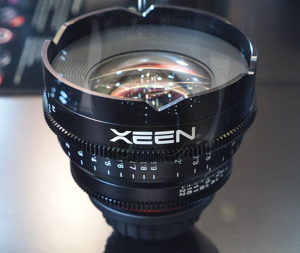 XEEN 16mm T2.6 CINE