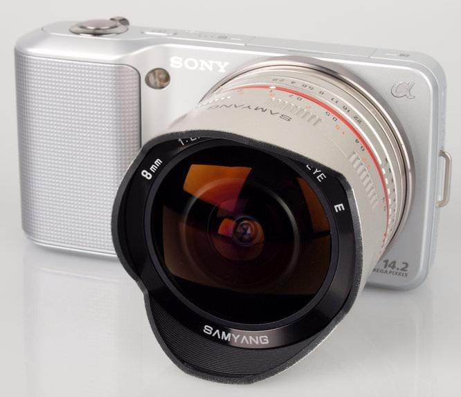 Samyang 8mm f/2.8 ED AS IF UMC Fisheye