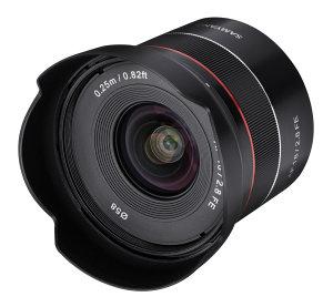 Samyang AF 18mm f/2.8 FE Lens Announced
