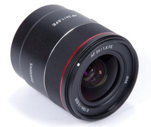 Samyang AF 24mm f/1.8 FE Review
