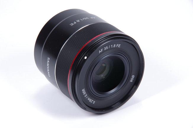 Samyang AF 35mm f/1.8 FE Lens Review
