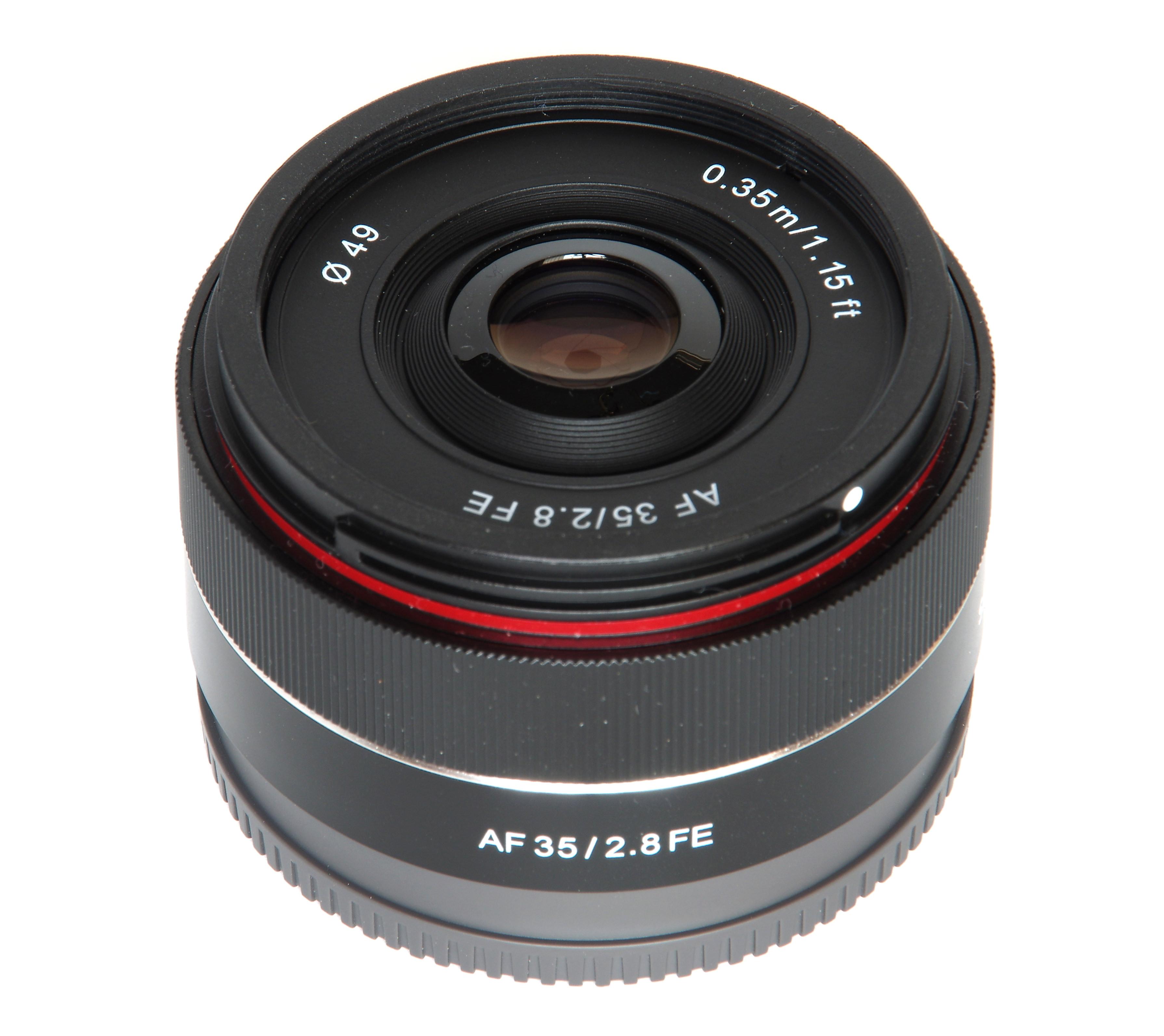 35 Reviews: Samyang AF 35mm F/2.8 FE Review