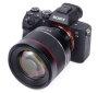 Thumbnail : Samyang AF 85mm f/1.4 FE Review