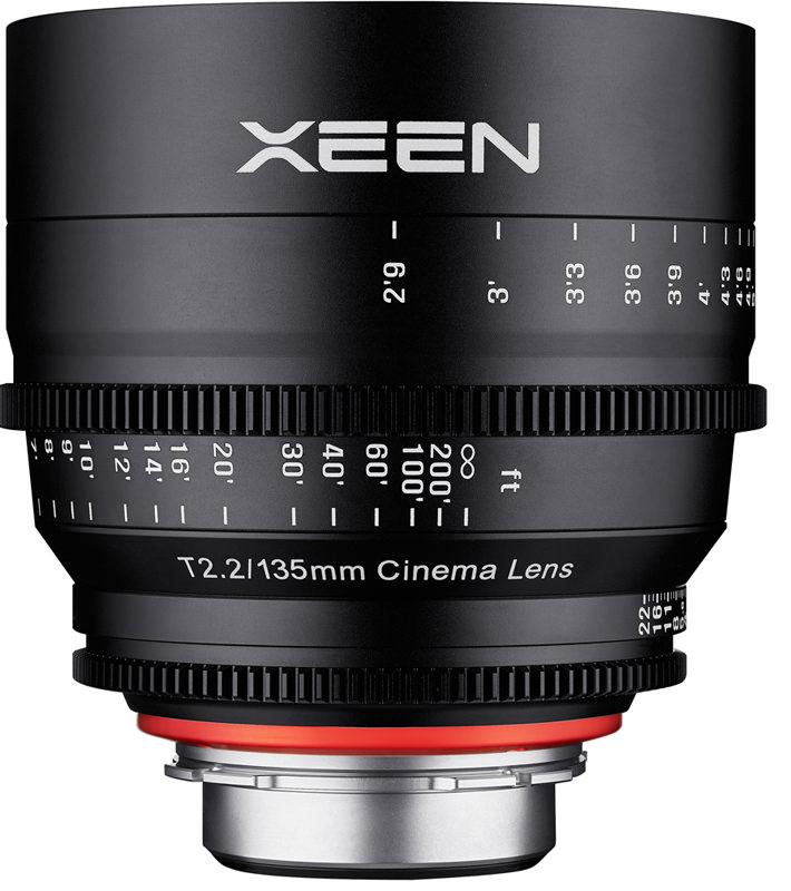 Xeen lens