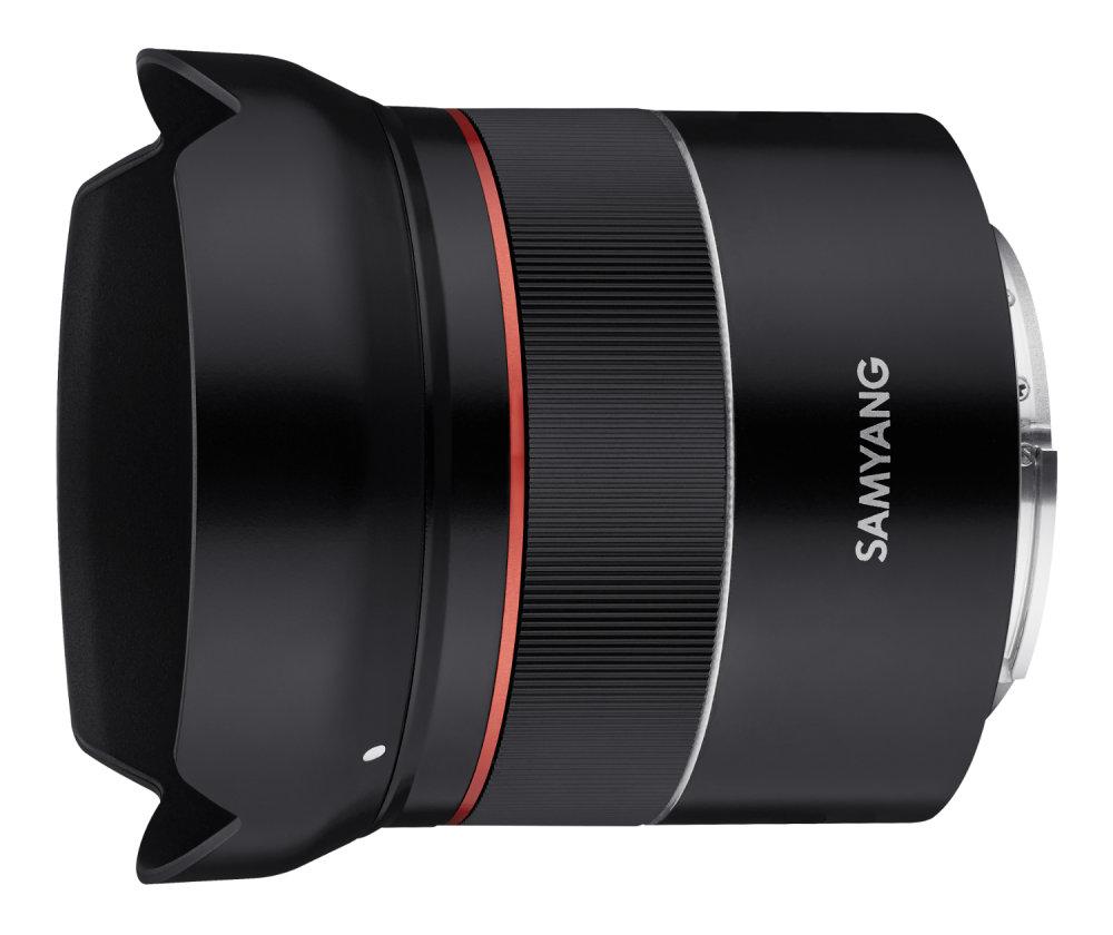 Samyang AF 18mm F2
