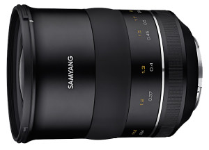 Samyang Introduce A New XP 35mm f/1.2 Lens In Canon EF Mount
