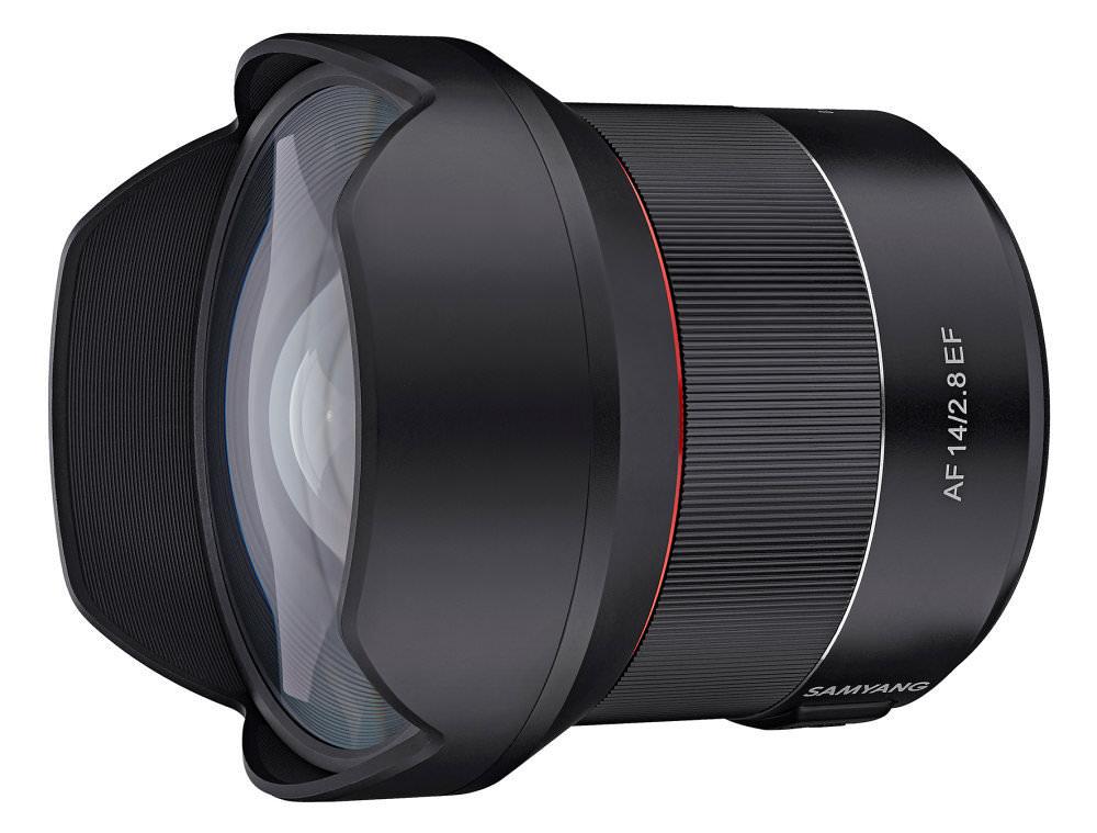 Samyang Launch Their First Autofocus Lens For Canon Cameras